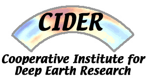 CIDER: Cooperative Institute for Deep Earth Research